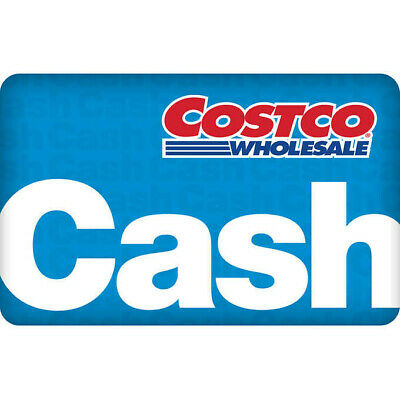$50 Costco Cash Card Gift Card Enter Without Membership Warehouse And Gas