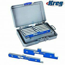 Kreg Precision Router Table/Saw Table Setup Bars Set of 7 PRS3400