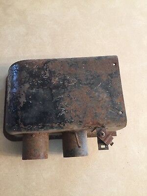 1948 49 50 Packard Heater Outlet Divider Plentum Used