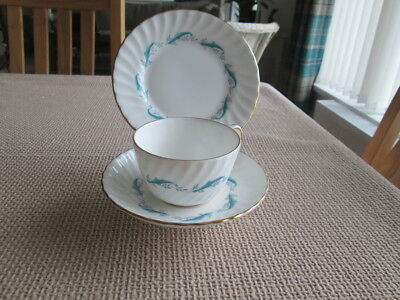 Minton Downing Trio (Tea Cup & Saucer And Tea Plate)