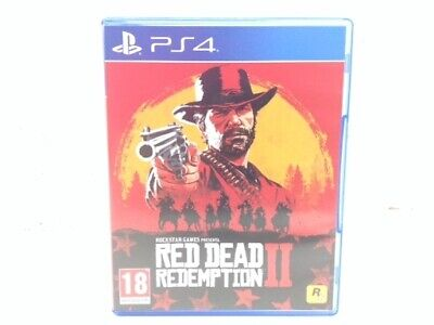 Juego Ps4 Red Dead Redemption 2 Ps4 4488448