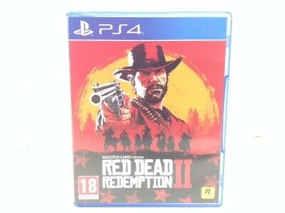 Juego Ps4 Red Dead Redemption 2 Ps4 4488452