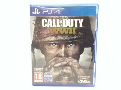 Juego Ps4 Call Of Duty Wwii Ps4 No Dlc 4488493