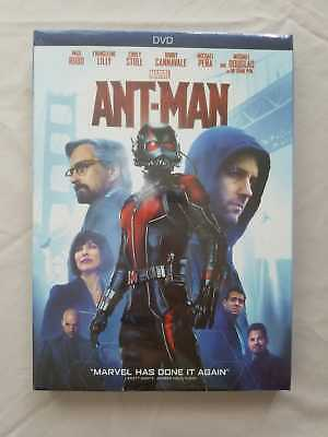 Ant-Man (DVD, 2015) Free Shipping USA!