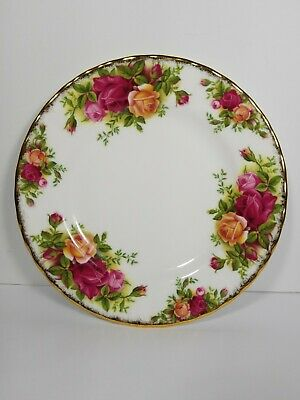 Royal Albert Old Country Roses Bread and Butter Plate(s) - Made in England