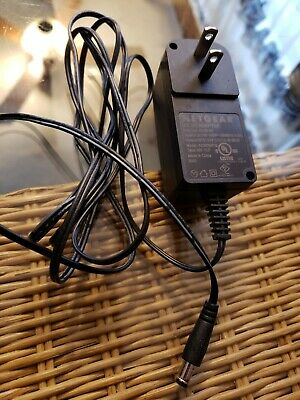 12V 1A Genuine Netgear router wifi 332-10740-01 AD2025F10 AC DC Power Adapter