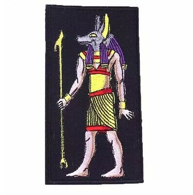 Egyptian, Pharaoh, DIY iron on Embroidered Patch, Clothes Patch