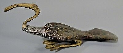 Egypt Egyptian New Kingdom STYLE Grand Tour Ibis w/ Stone Body ca. 19-20th c.