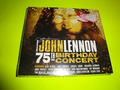 Imagine: John Lennon 75th Birthday Concert by Various Artists CD,3 DISC SET NEW