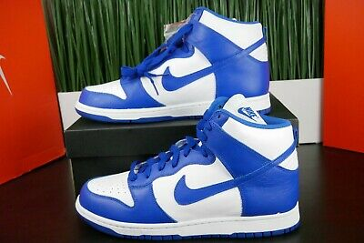 size 40 ce22c 534e5 New Nike Dunk Retro QS Be True Kentucky Basketball Shoes 850477-100 Size  11.5