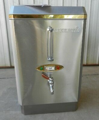 Berjaya Electric Water Boiler 23L Factory Restaurant Cafe Hotel New Never Used