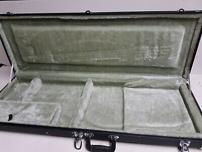 80's WASHBURN STATUS HEADLESS BASS CASE - made in JAPAN