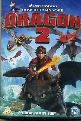 Dreamworks How to Train Your Dragon 2   New Sealed  DVD
