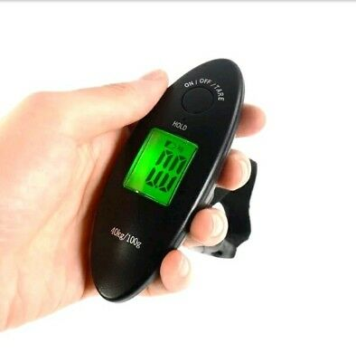 Digital Portable Luggage Weighing Scales 40kg for Suitcase