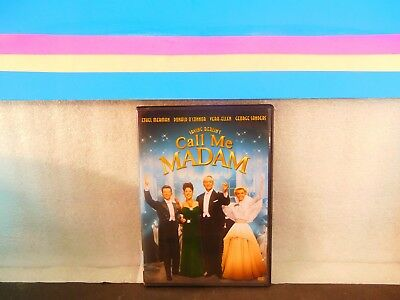 Ethel Merman - Call Me Madam  on DVD