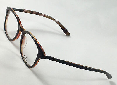 c454291adc NEW OAKLEY OX1107-0248 Brown Mosaic Mislead Eyeglasses Authentic Ox ...