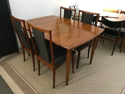 PARKER Chairs (x4)- Retro, Mid-Century, Parker - Fully RESTORED