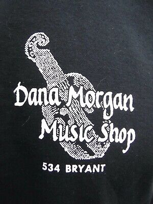 Grateful Dead -Dana Morgans Music Shop-Palo Alto-Where Jerry Garcia Met Bob Weir