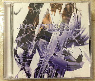 JOHN PETRUCCI - Suspended Animation (DREAM THEATER / Sound Mind / 20052)