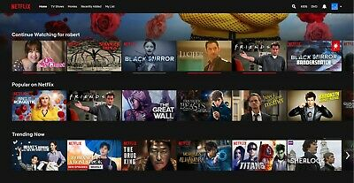 Spiderio - Nflix Hd 1 Year Subscription Account - Best Guaranteed Replacement