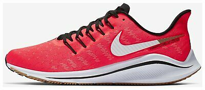 timeless design 82173 3f8f1 Nike Air Zoom Vomero 14 Scarpa Running Uomo Col. Red Rosso Fluo