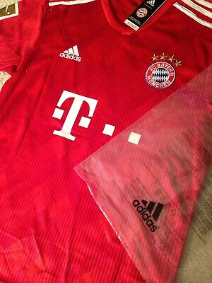 pretty nice 161e8 34836 NEW AUTHENTIC 18/19 Adidas Bayern Munich Home.MULLER  25.(M)Tags/Sale/FREESHIPP