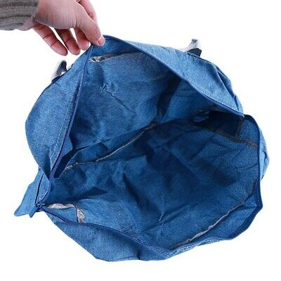 Women Men Portable Waterproof Oxford Cloth Travel Bags Large Capacity Bag B