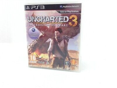 Juego Ps3 Uncharted 3: Drakes Deception Ps3 4488737