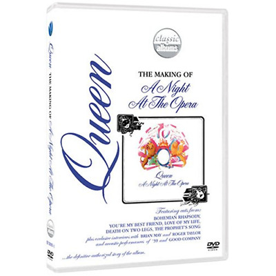 Queen - A Night At The Opera  [Dvd Nuovo]