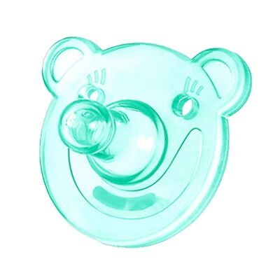 Soft Silicone Newborn Infant Baby Orthodontic Pacifier Nipple Soothers Sucker