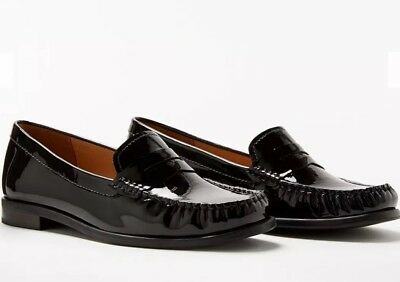 3e7323a617d JOHN LEWIS   Partners Penny Leather Moccasins