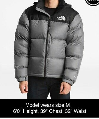 63ee321fe0 NWT NEW Authentic North Face Nuptse Retro 1996 XL Jacket 700 down fill  hooded