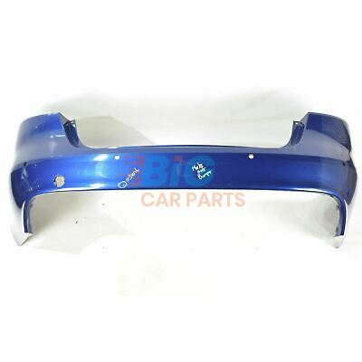 JAGUAR XE SALOON REAR BUMPER in BLUE 2015 + Onwards (PDC Sensor Spec) GENUINE
