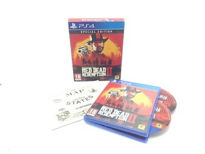 Juego Ps4 Red Dead Redemption 2 Ps4 4491854