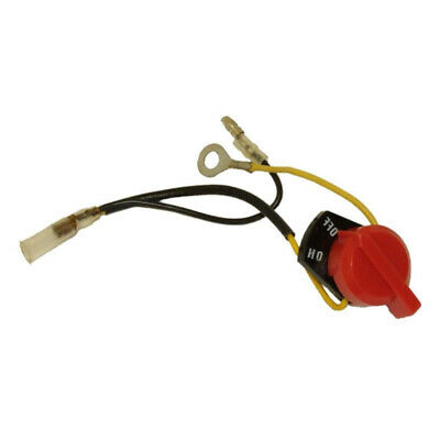 Stop On/Off Switch With Two Wire For Honda GX110 GX120 GX140 GX160 Practical