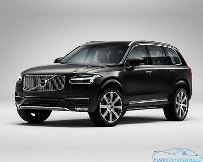 Volvo XC90 II 2.0 D5 Drive-E ECU remap +50 BHP +65 Nm Chip Tuning