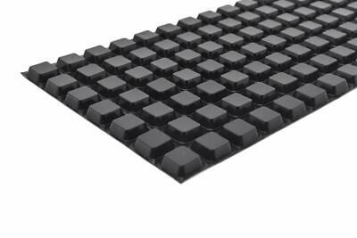Self-Stick Square Rubber Bumper Pads – BS29
