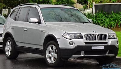 BMW X3 30i 170kW Petrol ECU Remap +13bhp +25Nm Chip Tuning
