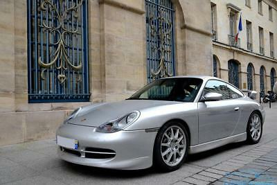 Porsche 911 996 ECU remap +31 BHP +95 Nm Chip Tuning