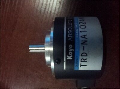 Used Absolute Rotary Encoder Koyo TRD-NA1024NW-2302 Tested cl