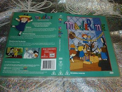Madeline - Madeline's Christmas (Dvd, G) (142230 A)