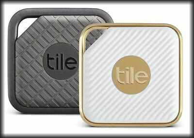 Tile Pro 1 Style+ 1 Sport Smart Trackers , Key, Phone Finder