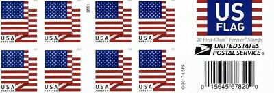 Us Stamp 2005 Lady Liberty Flag Booklet Of 20 Stamps