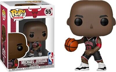 NBA - Michael Jordan Chicago Bulls Black Uniform Funko Pop! Vinyl **PRE-ORDER**