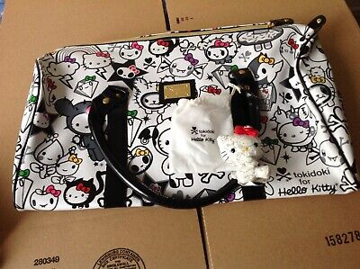 486675825bf7 TOKIDOKI HELLO KITTY 35Th Anniversary Luggage Tag New Collectible ...