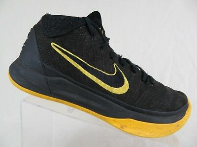65b0963cb87f NIKE Kobe A.D. Mid BM Black Mamba City Edition Sz 8 Men Yellow Basketball  Shoes