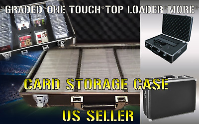 Graded Card Storage Box Display Case Holder PSA SGC BGS One Touch