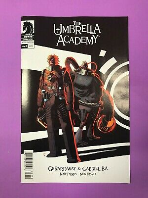 UMBRELLA ACADEMY HOTEL OBLIVION 2A we got 1 3 4 5 set run NM netflix gerard way