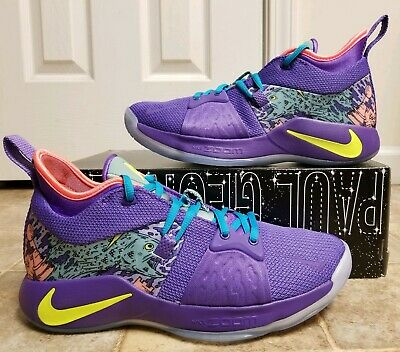 4dbea94859da Nike PG 2 MM Mamba Mentality Paul George Purple AO2986-001 MEN S SZ 10 NEW