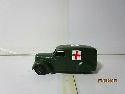 Dinky Toy Military 280 Ambulance  CODE 3